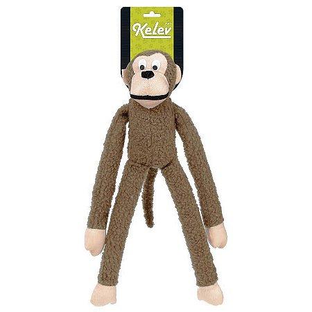Brinquedo Macaco Pelúcia - Jambo Pet