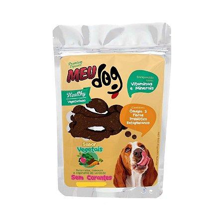 Bifinho Natural para Cachorro Meu Dog Beterraba Cenoura Espinafre Bf Foods