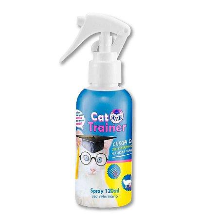 Spray Educador para Gatos Cat Trainer 120ml CatMyPet