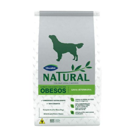 Ração Guabi Natural para Cães Obesos 10,1Kg