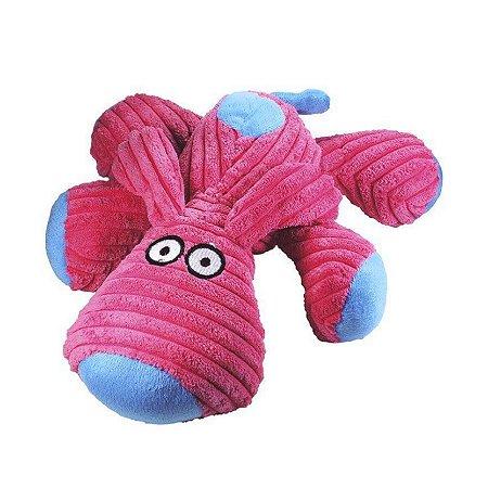 Brinquedo para Cachorro Mordedor de Pelúcia Dog Rest Rosa Jambo Pet