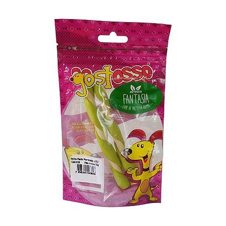 Osso Natural para Cachorro Palito Mentolado 2un Bf Foods
