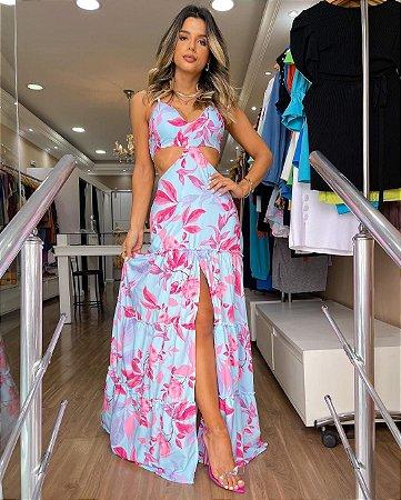Vestido Longo Diva
