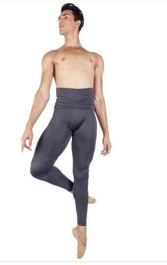 LEGGING EM SUPPLEX MASCULINA CINTURA ALTA