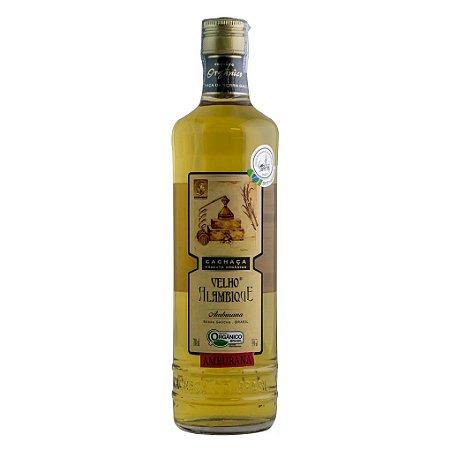 Cachaça Velho Alambique Blend Orgânica 700 ml