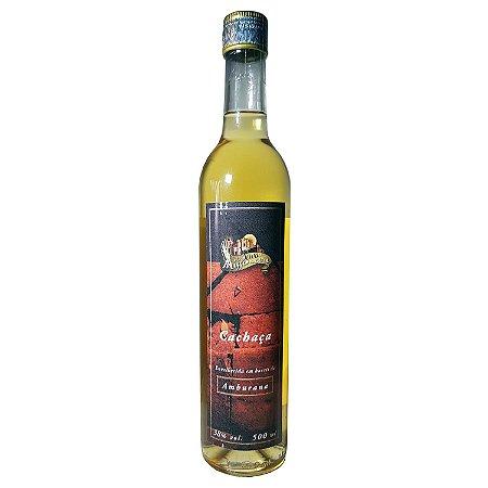 Cachaça Seiva Missioneira Amburana 500 ml
