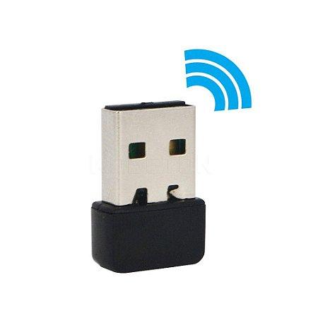 Adaptador Mini Usb 2.0 Wireless 900mbps Com Antena