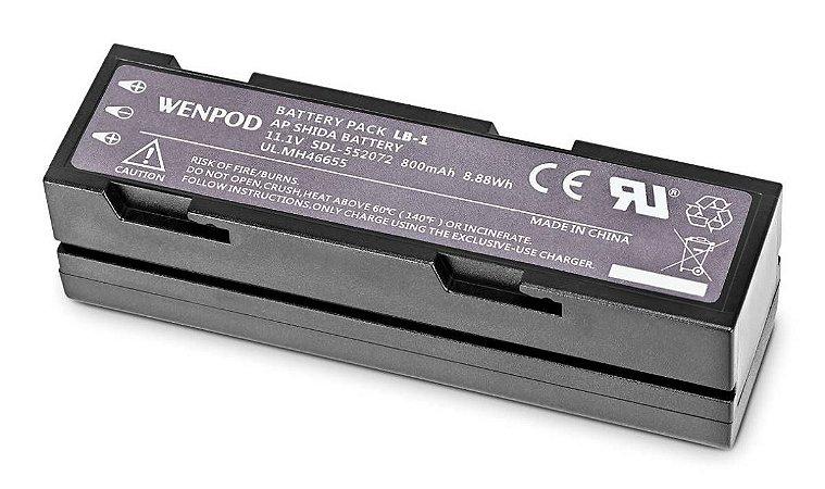 Bateria WenPod Pack LB-1 800mAh 8.88Wh 11.1V SDL-552072