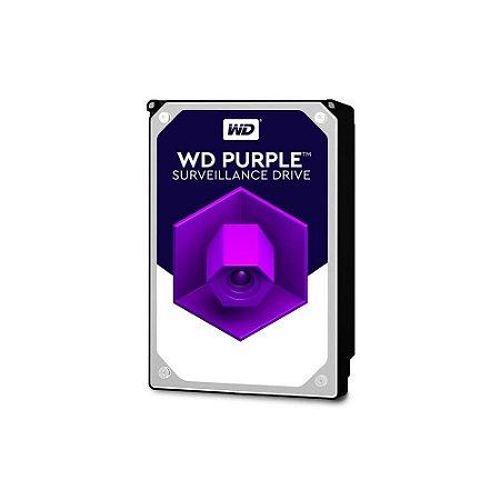 Hd 6tb Sata Iii Western Digital Purple Surveillance Wd60purz