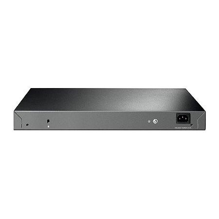 Switch Tp-link 48pt T1600g-52ps (tl-sg2452p) Gigabit C/4 Slot Sfp Poe