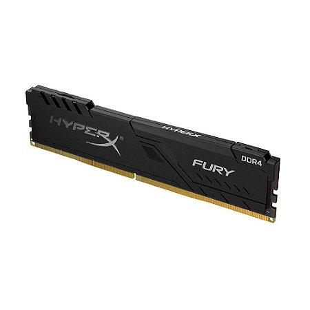 Memória Hyperx Fury 16gb 2666mhz Ddr4 Cl16 Hx426c16fb3/16