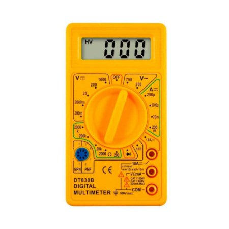 Multímetro Digital Exbom Dt-830