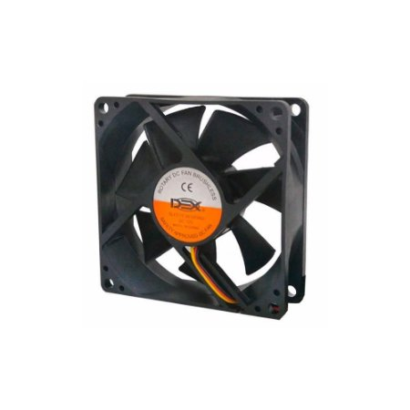 Cooler Fan 120x120x25 Com Alimentacao Placa Mae Dex