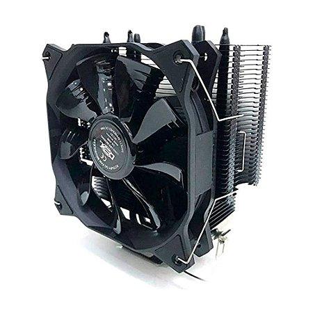 Cooler Gamer Dex Universal Amd E Intel Black Dx2000 Sem Led