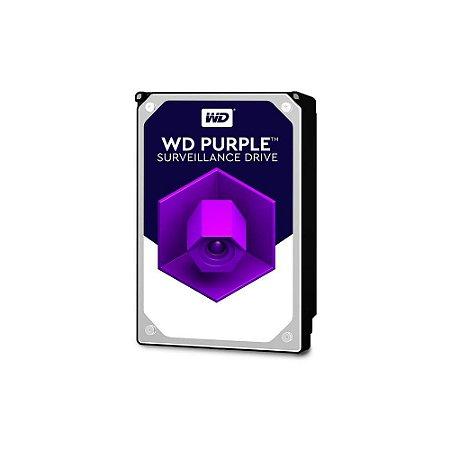Hd 3tb Sata Iii Western Digital Purple Surveillance Wd30purz
