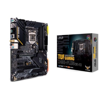Placa Mãe Asus Tuf Gaming Z490 Plus