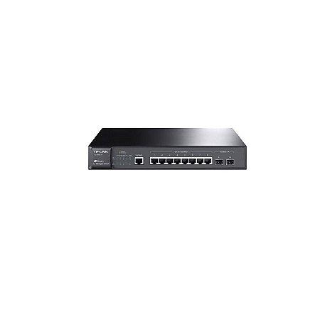 Switch Tp-link 08pt T2500-10ts tl-sg3210 Gigabit L2 2 Slots