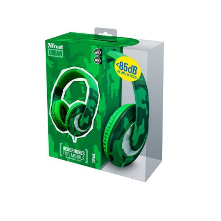 Headphone Trust Sonin Kids Jungle T22203