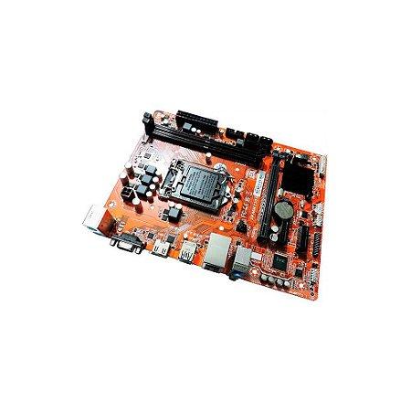 Placa-mãe Pcware Matx Ipmh110g Intel Ddr4 Hdmi/vga/ 2xusb3.0