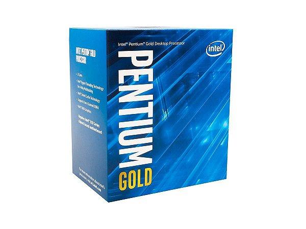 Processador Pentium Gold G5400 3.7ghz 4mb 8ª Geração