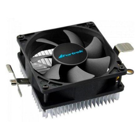 Cooler Para Processador Fortrek Intel Lga 775/1155/1156 Amd