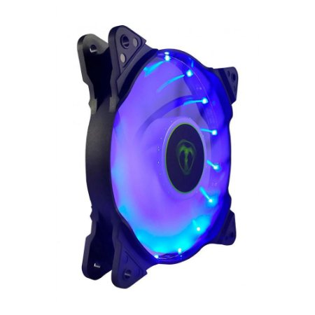 Cooler Para Gabinete T-dagger 120mm Led Blue T-tgf300-b