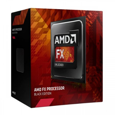 PROCESSADOR AMD FX 4300 BLACK EDITION CACHE 8MB 3.8GHZ AM3+