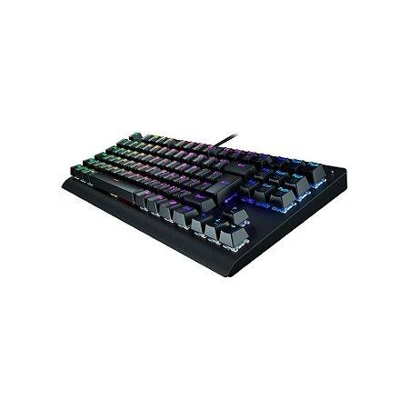 Teclado Mecânico Redragon Dark Avenger K568 Rgb - Switch Blue