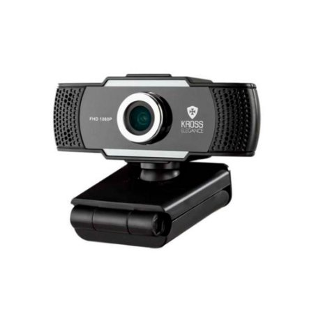Webcam Kross Elegance Full Hd 1080p Ke-wbm1080p