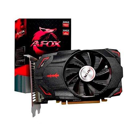 Placa De Vídeo Amd Afox Radeon Rx 550 2gb Ddr5 Afrx550