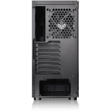 Gabinete Gamer Thermaltake H200 Tg Rgb Mid Tower Vidro Temp