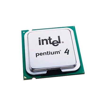 Processador Pentium 4 506 2.66 Ghz Lga775 Oem+ Mother P21