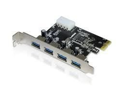 Placa Pci-express Usb 3.0 Com 4 Portas Dp-43 Dex