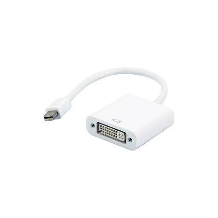 Adaptador Displayport Mini P/ Dvi Branco