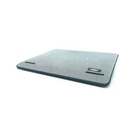 Base Para Notebook 15,6' Branco Com Fan 140mm Led Azul Dex