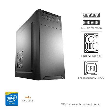 Computador Hawkeye Intel Core I7 8gb Ssd 240