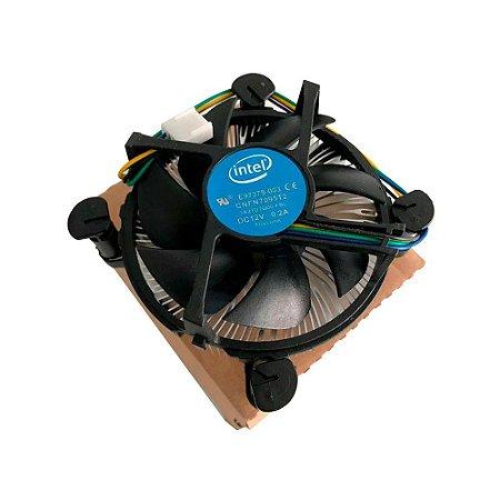 Cooler Intel Original Processador 1151/1150/1155/1155/1156
