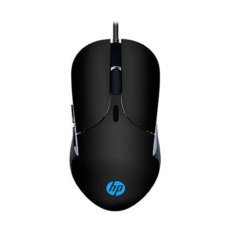 Mouse Gamer Hp M280 Rgb 6 Botões 2400dpi 7zz84aa#abm