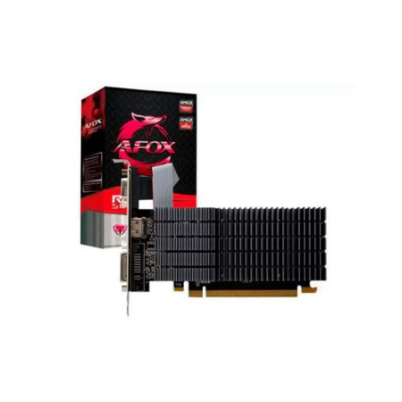 Placa De Vídeo Afox Amd Radeon R5 220 1gb Ddr3 64 Bits