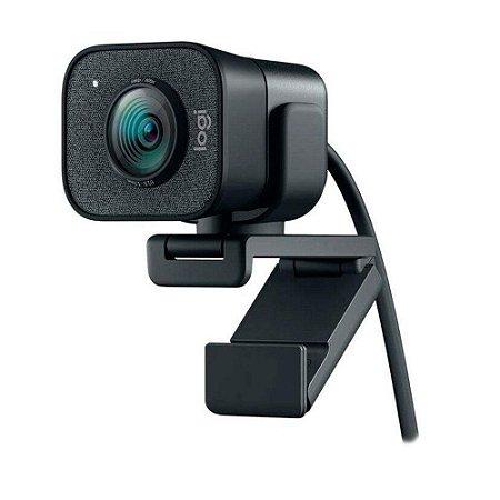 Webcam Logitech Streamcam Plus Full Hd Resol 1080p A 60 Fps