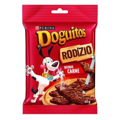 Doguitos Carne 65g