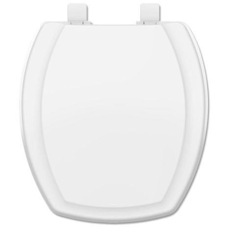 Assento Sanitário Soft Close Thema Branco Polipropileno Tupan