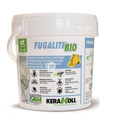 Fugalite Bio 1,5 Kg Parte a + b Cor Branco 01