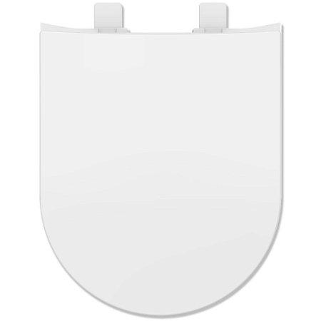 Assento Sanitário Convencional Polipropileno Carrara Branco Tupan