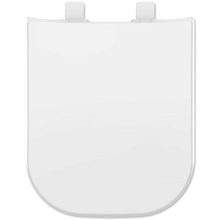 Assento Sanitário Soft Close Branco Quadra Tupan