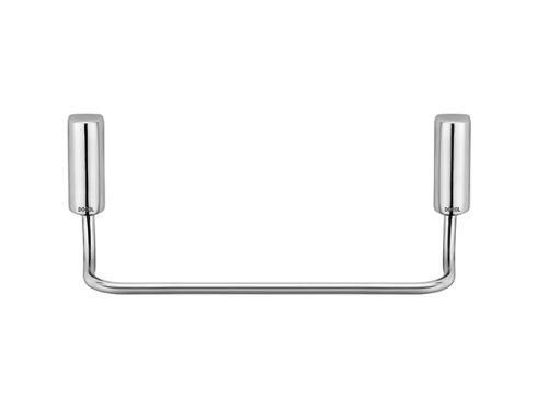 Porta Toalha de Rosto Docol Idea Chrome