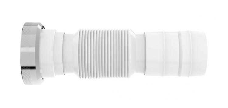 Sifão Tubo Extensivo para Ligação de Válvula de Descarga