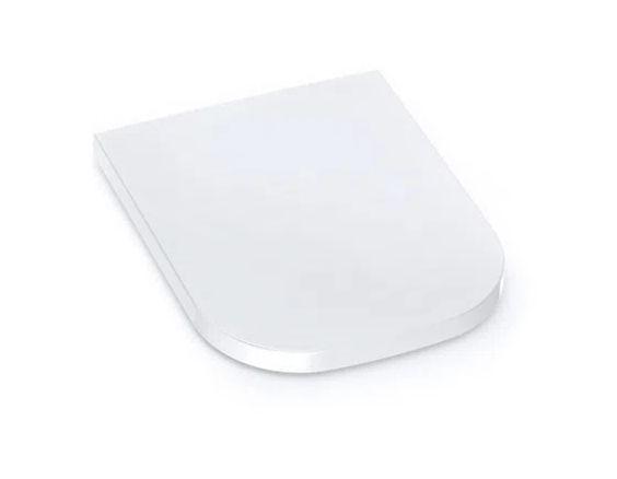 Assento Sanitário Soft Close Elite Polipropileno Branco Celite