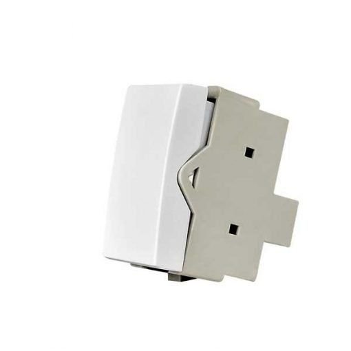 Módulo Interruptor Intermediário Branco 10a Clean Margirius