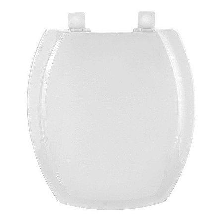 Assento Sanitário Soft Close Polipropileno Thema Branco Incepa